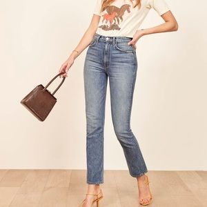 Reformation Stevie Ultra High Rise Jean in Sydney